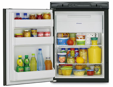 DOMETIC REFRIGERATOR - RM2354 - 3/WAY SINGLE DOOR
