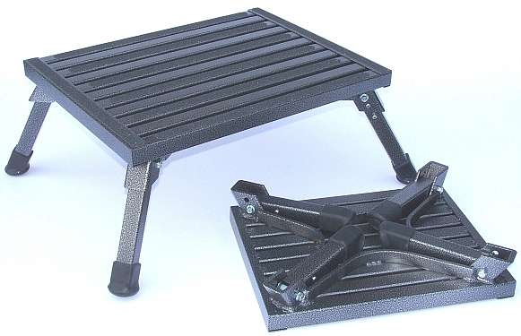 11x14 Small Folding Step Silver  sc 1 st  PPL Motor Homes & Folding Step Stool for Sale | since 1972 | 44-1501 islam-shia.org