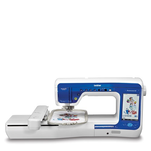 Brother DreamWeaver  XE VM6200D Sewing, Quilting & Embroidery Machine