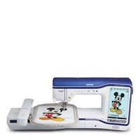 Brother THE Dream Machine 2 XV8550D Sewing, Quilting & Embroidery Machine