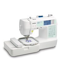 Brother LB6810 Sewing, Quilting & Embroidery Machine