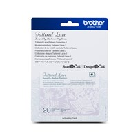 Brother CATTLP02 Tattered Lace Pattern Collection 2