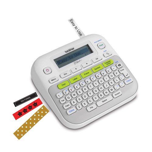 Brother PT-D210 Easy-to-Use Label Maker
