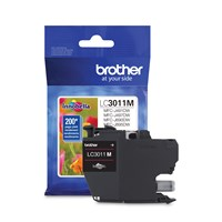 Brother Genuine LC3011MS Standard-yield Magenta Ink Cartridge