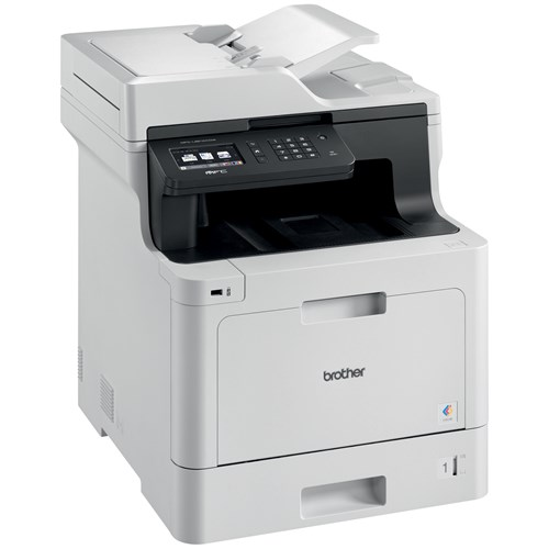 Brother MFC-L8610CDW Business Colour Laser Multifunction