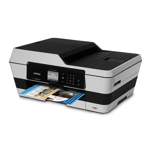 Brother MFC-J6520DW Professional Colour Inkjet Multifunction