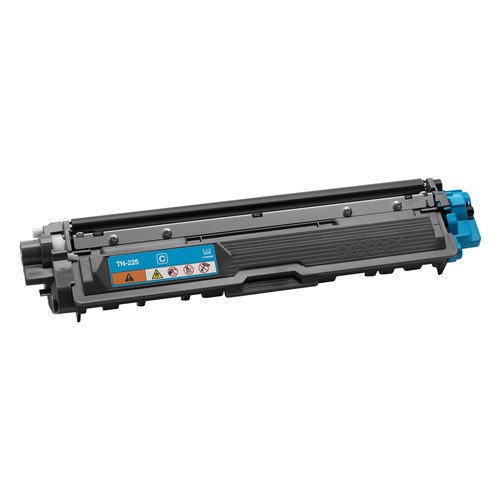 Brother TN225C Cyan Toner Cartridge, High Yield