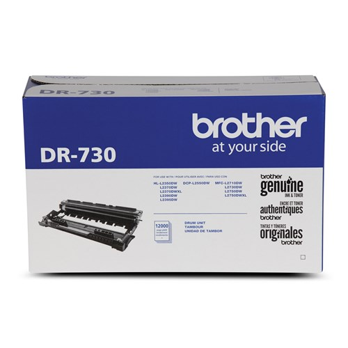 Brother DR730 Genuine Drum Unit