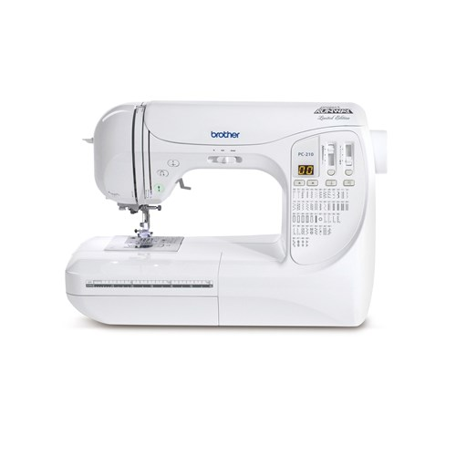Brother PC210 Computerized Sewing Machine