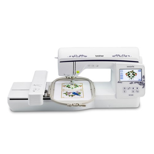 Brother NQ1600E The Fashion Creator 2 Embroidery Machine