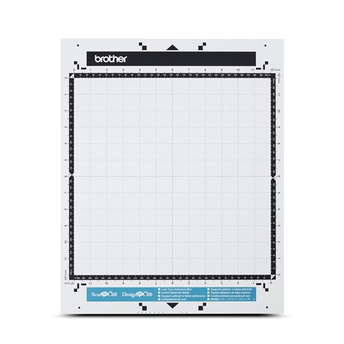 Brother CAMATLOW12 Low Tack Adhesive Mat 12