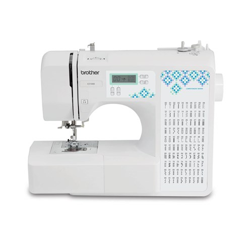 Brother CE1000 Computerized Sewing Machine - Good as New