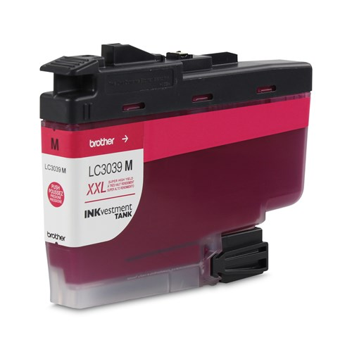 Brother LC3039MS Magenta Ink Cartridge, Ultra High Yield