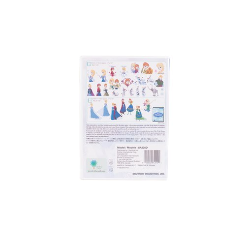 Brother SA325D Disney Frozen Embroidery Card
