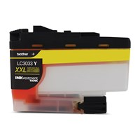 Brother LC3033YS INKvestment Tank Yellow Ink Cartridge, Super High Yield