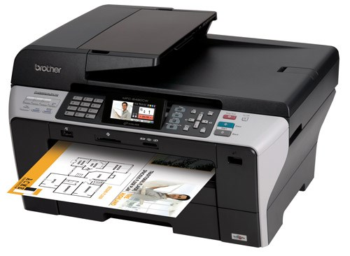 Brother MFC-6490CW Colour Inkjet Multifunction
