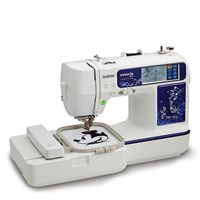 Brother NV990D Sewing, Quilting & Embroidery Machine