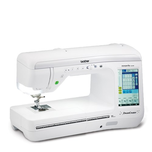 Brother DreamCreator™ VQ2400 Sewing & Quilting Machine - Brother ... : quilting machines canada - Adamdwight.com