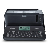 Brother PT-D800W Commercial Light Industrial Portable Label Maker
