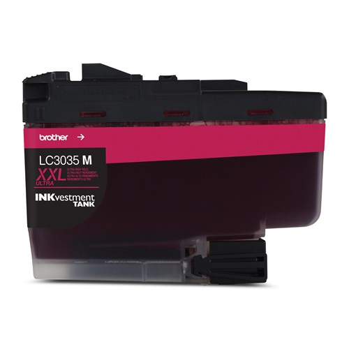 Brother LC3035MS INKvestment Tank Magenta Ink Cartridge, Ultra High Yield
