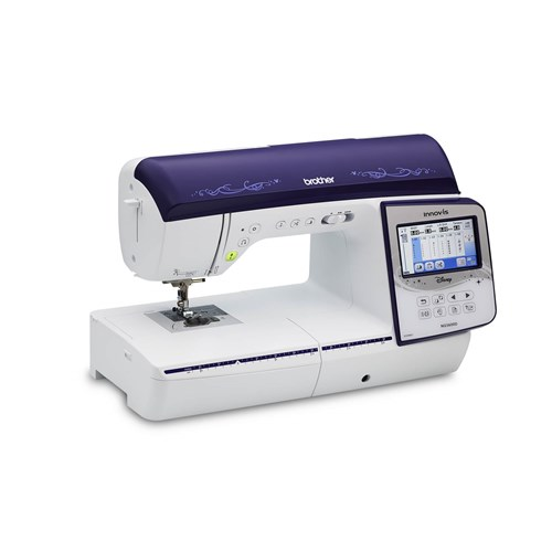 Brother NQ3600D The Fashionista 2 Sewing, Quilting and Embroidery Machine