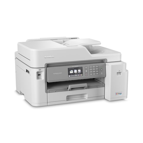 Brother MFC-J5845DW INKvestment Tank Colour Inkjet All-in-One Multifunction Centre