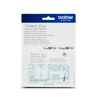Brother CATTLP04 Tattered Lace Pattern Collection 4