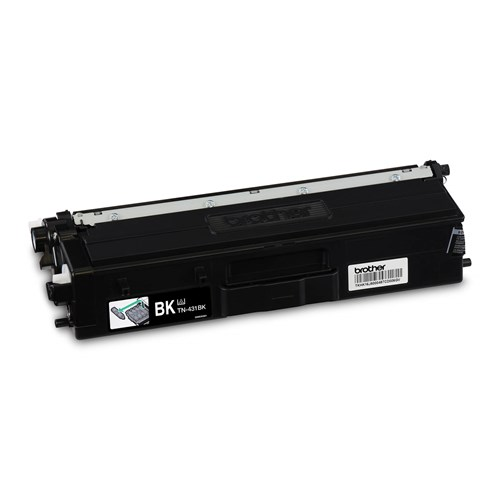 Brother TN431BK Black Toner Cartridge