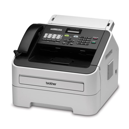 Brother FAX-2840 High-Speed Laser Fax - Good-as-New
