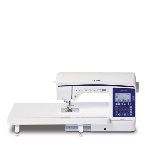 Brother NQ900 The Stylist Sewing & Quilting Machine