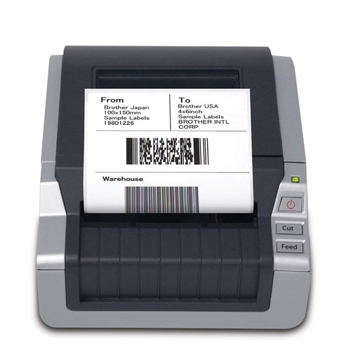 Brother QL-1060N Label Printer - Brother Canada