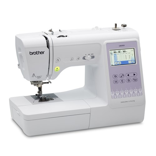 Brother LB6950 Sewing, Quilting and Embroidery Machine