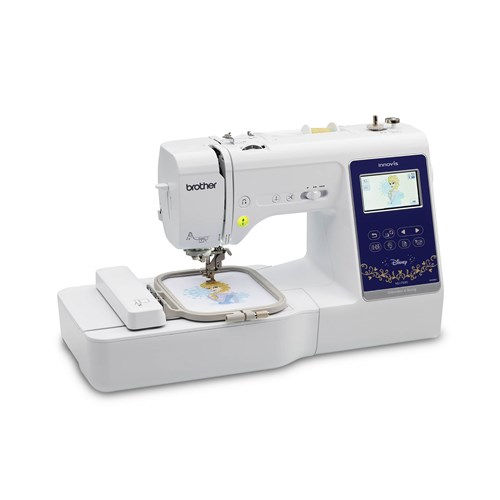 Brother NS1750D The Trifecta Sewing, Quilting & Embroidery Machine