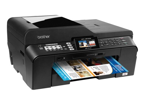 Brother MFC-J6510DW Colour Inkjet Multifunction