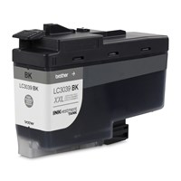 Brother LC3039BKS Black Ink Cartridge, Ultra High Yield