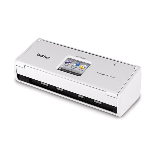 Brother RADS-1500W Refurbished Wireless Compact Colour Scanner