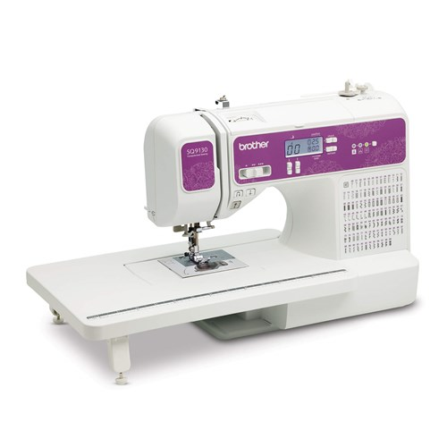 Brother SQ9130 Computerized Sewing & Quilting Machine - Brother Canada : quilting machines canada - Adamdwight.com