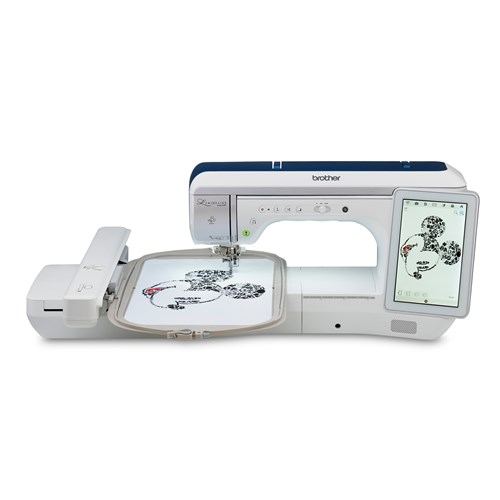 Brother XP1 The Luminaire Sewing, Embroidery and Quilting Machine