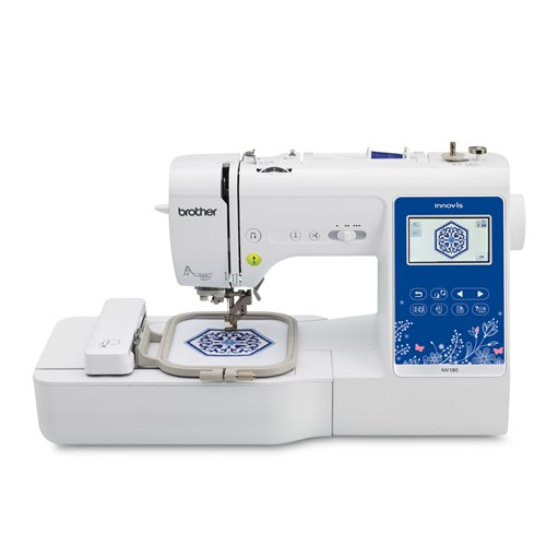 Brother NV180 Sewing, Quilting and Embroidery Machine
