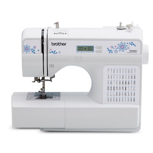 Brother XS6060 Computerized Sewing Machine