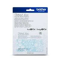 Brother CATTLP01 Tattered Lace Pattern Collection 1