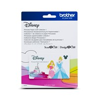 Brother CADSNP02 Disney Princess Pattern Collection 2