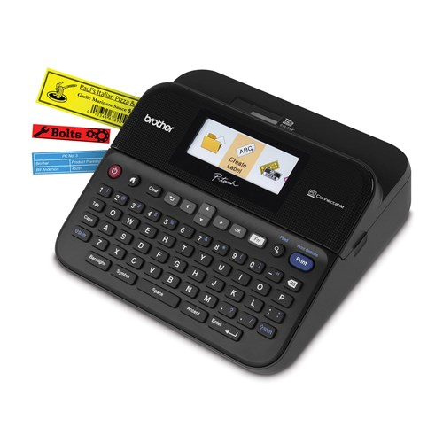 Brother PT-D600 PC-Connectable Label Maker