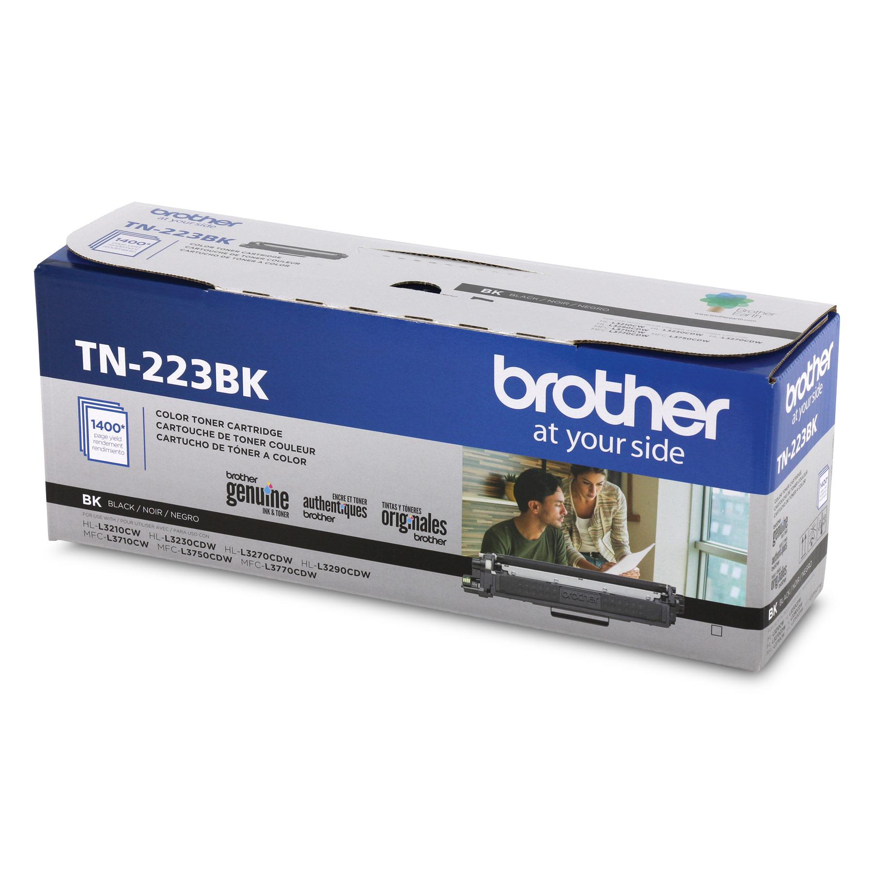 Brother TN-223BK Original Toner