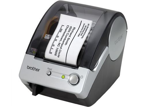 Imprimante d étiquettes Brother QL-500 - Brother Canada