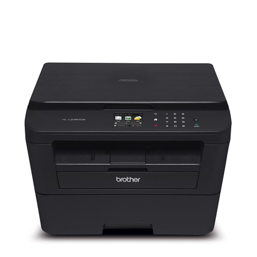 Brother HL-L2380DW Versatile Laser Printer