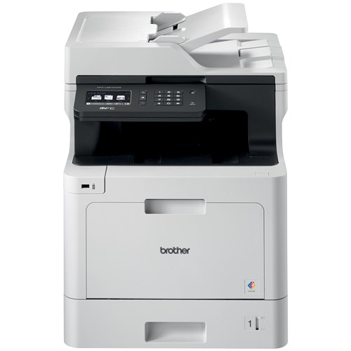 Brother MFC-L8610CDW Imprimante multifonction laser couleur professionelle