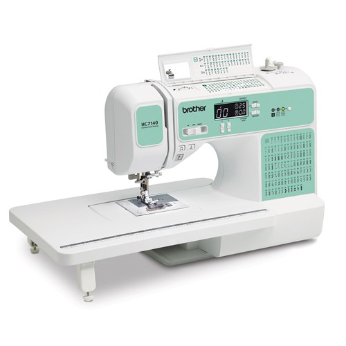 Brother HC7140 Computerized Sewing & Quilting Machine