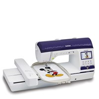 Brother Fashionista NQ3500D Sewing, Quilting & Embroidery Machine