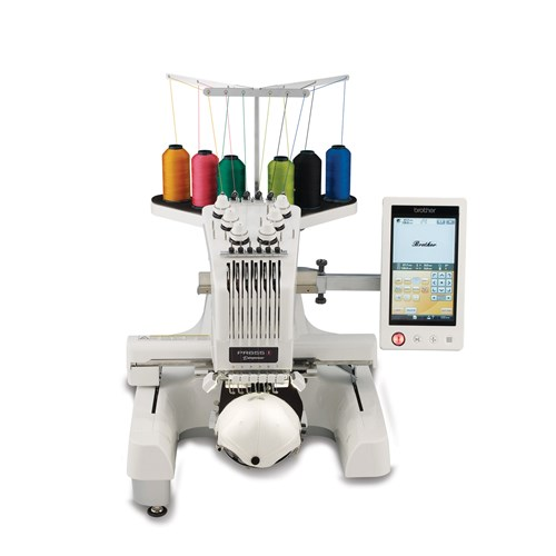 6-Needle Home Embroidery Machine